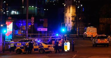 Incidente Puente Londres Inglaterra