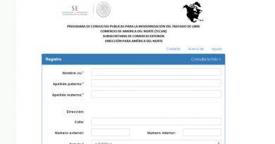 Inician consultas públicas respecto a la modernización del TLCAN