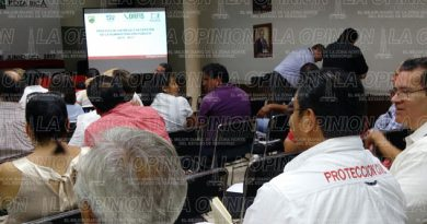 Integran comité de Entrega- Recepción en Poza Rica