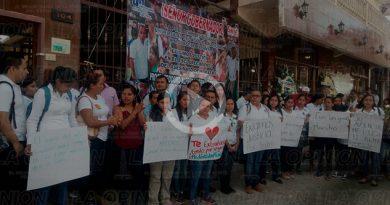 Jóvenes Universitarios Esclarecer Asesinato Profesor Teodoro Alfredo Hernández Romero