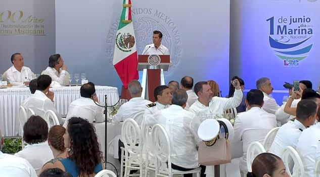 La Secretaría de Marina asumirá el carácter de Autoridad Marítima Nacional