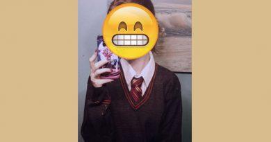 La doble de Emma Watson