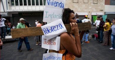 La peor crisis económica de Venezuela