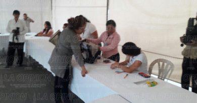 Llega el primer paquete electoral al OPLE