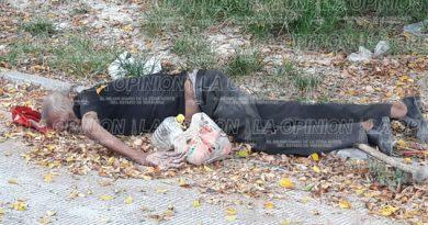 Lo hallan muerto en la carretera que va a La Concha