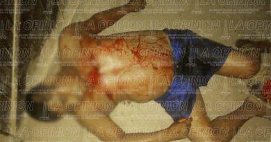 Lo asesinan de una puñalada en el corazón mientras dormía