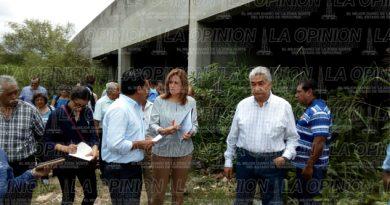 Margarita Zavala recorre obra fraudulenta