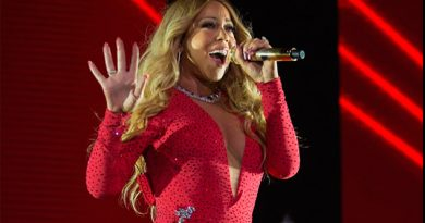 Mariah Carey causa revuelto en redes sociales