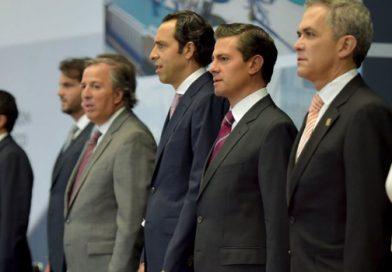 Mienten aquellos que acusan al gobierno de espionaje: EPN