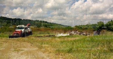 Ducto de Pemex derrama miles de litros de aceite