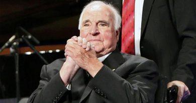 Muere Helmut Kohl, arquitecto de la reunificación alemana