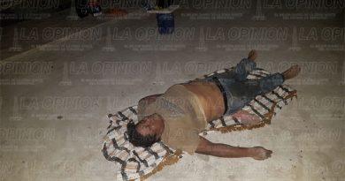 Obrero muere electrocutado