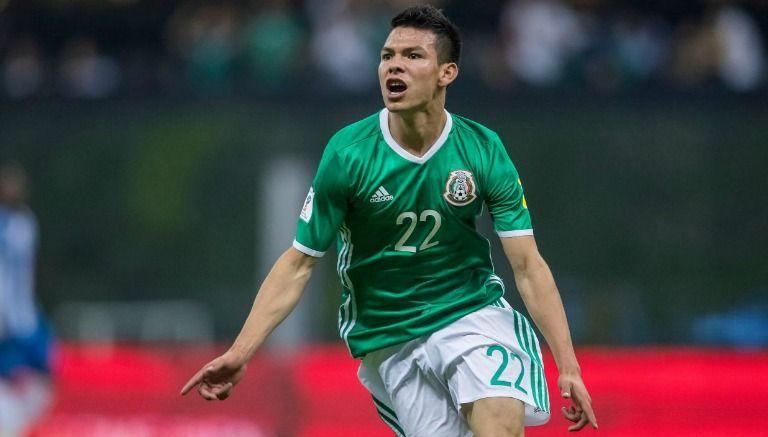 PSV Chuky Lozano Pachuca