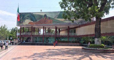 Palacio Municipal Cuenta Pública Sana