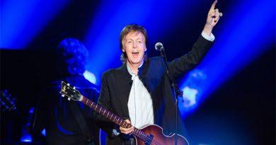 Paul McCartney de gira en México