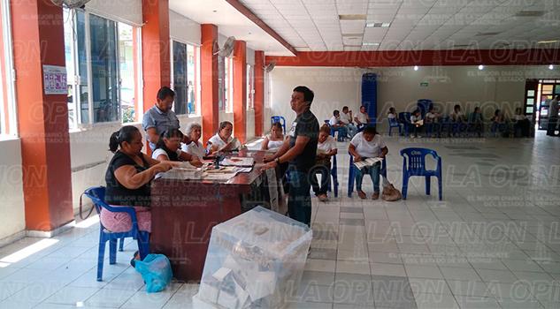 Pocos Votantes Casillas Auditorio Municipal