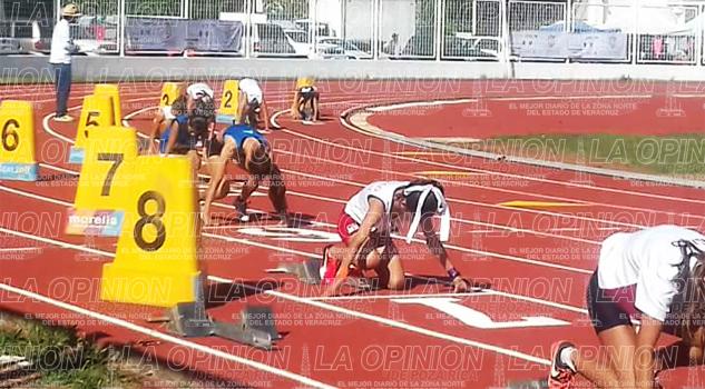 Ponen en alto a Veracruz en atletismo interprimarias