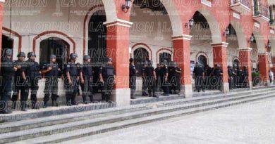 Portaban armas de fuego; presos