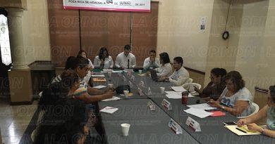 Poza Rica Arranca OPLE Sesion