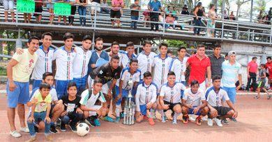 Poza Rica Campeón Futbol Guerreros FIM