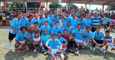 Poza Rica Campeones Chichos