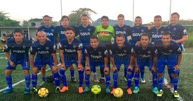 Poza Rica Chavorrucos Futbol Semifinales