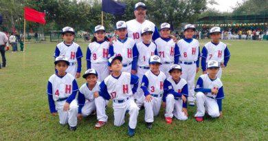 Poza Rica Haclones Logran Invicto Beisbol