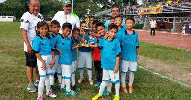 Poza Rica Jabiba Brava Monarca Futbol Infantil