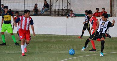 Poza Rica Liga Futbol Rápido Maracaná