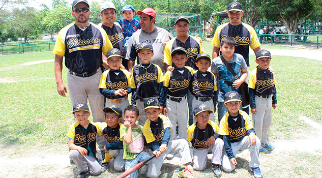 Poza Rica Pericos Beisbol Título