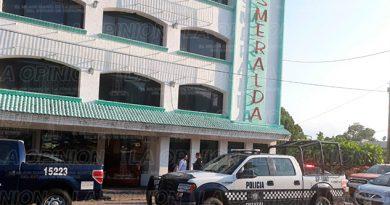 Poza Rica Policía Catea Hotel