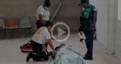 Poza Rica Sorprendido Muerte Salón Pensionados