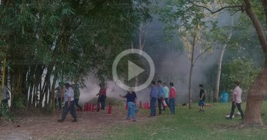 Poza Rica Tecnológico Incendio