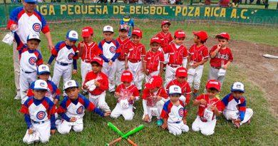 Poza Rica Torneo Amistad 2017