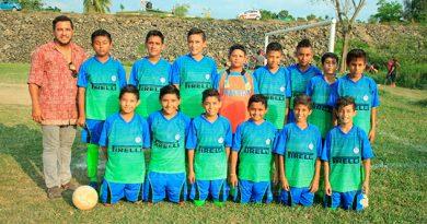 Poza Rica Torneo de Barrios Infantil Futbol
