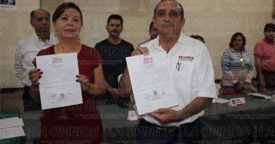 Ratifican triunfo de MORENA en Poza Rica