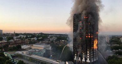 Refrigerador causó incendio del edificio en París