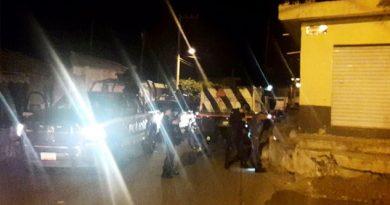 Refurzan seguridad tras ataque en la base regional de la policía de Michoacán