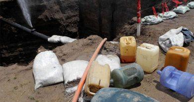 Reitera EPN combate al robo de combustible