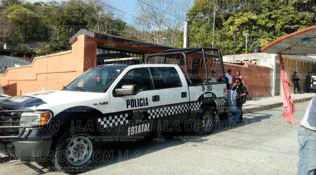 Resguarda Policía Estatal sede del Ople Municipal