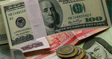 Retrocede el peso y el dólar se vende en 18.40