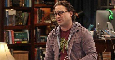 sin casa Leonard Hofstadter de Big Bang Theory