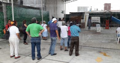 Sin retrasos en la casilla 3137 en Poza Rica