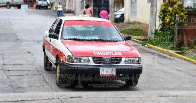 Sin transporte de autobús siete comunidades de Tihuatlán