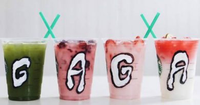 Starbucks con sabor a Lady Gaga