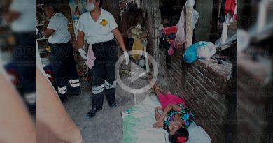 Tihuatlán Lleva Días Sin Comer