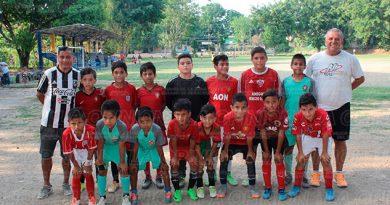 Torneo de Barrios Infantil Futbol Poza Rica