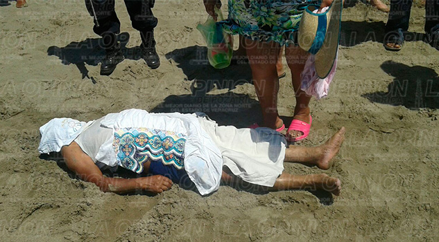 Tragedia Playa Tecolutla