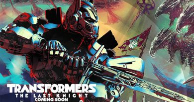 Transformers: The Last Knight con bajos ingresos en taquilla