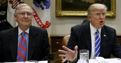 Trump dejaría a 22 millones de personas sin seguro médico
